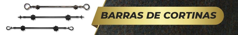 Barra para Cortinas en Forja Artesanal | Venta ONLINE | ELHERRERO.ES