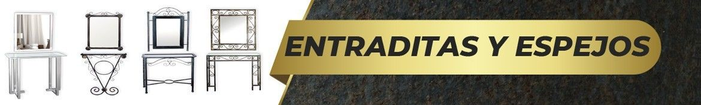 Entraditas y Espejos de Forja |Tienda Online  ✓ | www.elherrero.es